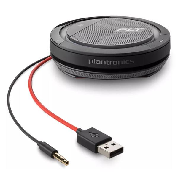 Loa họp tích hợp micro Calisto 5200, USB-A+3.5 mm