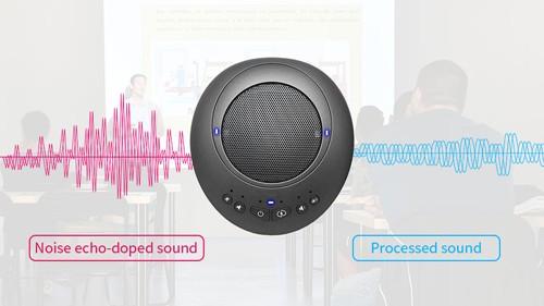 Ảnh minh họa Oneking KS-GU1G cho tính năng Echo hủy và giảm tiếng ồn