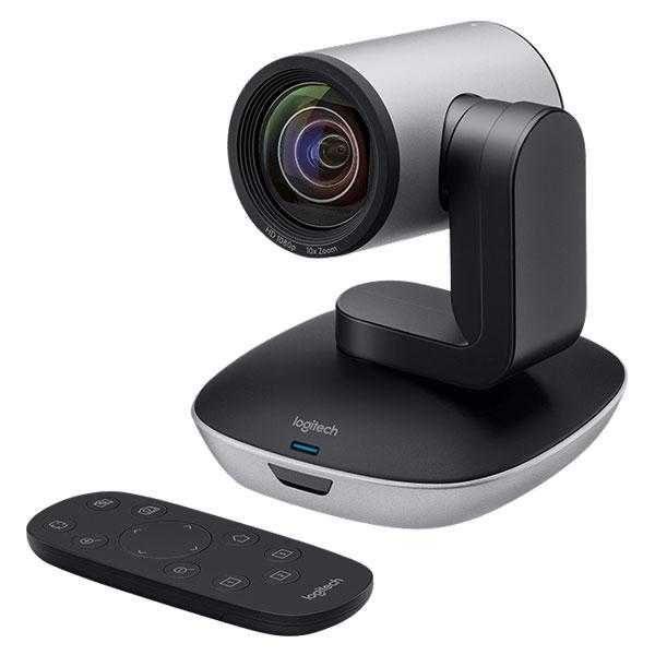 Webcam hội nghị Logitech PTZ Pro 2