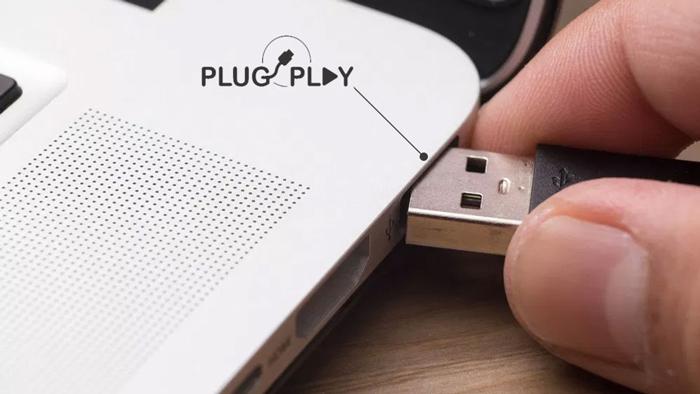 Plug and Play USB đơn giản