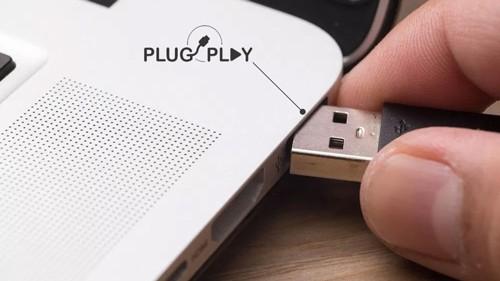 Cắm và chạy USB đơn giản