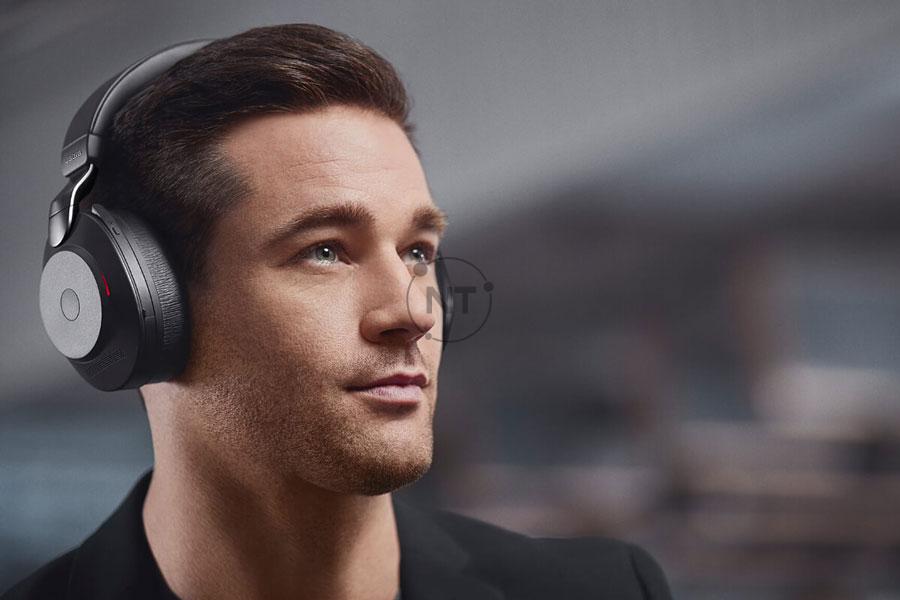 Tai nghe Jabra Evolve2 85 tạo sự thoải mái - Nâng cấp lên hạng thương gia