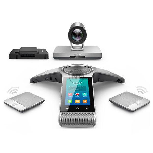 Bộ thiết bị hội nghị Yealink CP960-UVC80 Zoom Rooms Kit