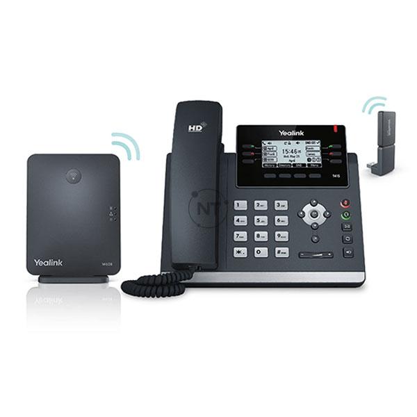 Điện thoại bàn Yealink DECT W41P