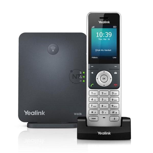 Điện thoại IP DECT không dây Yealink W60P
