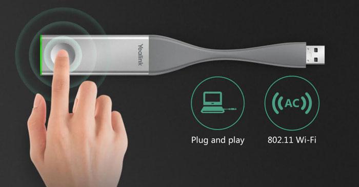 Plug and Play, trình bày bằng một cú nhấp chuột