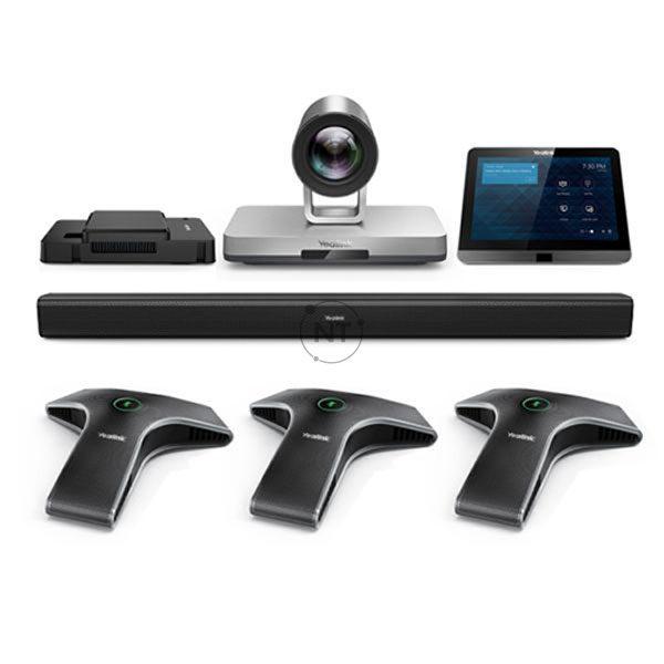 Bộ thiết bị hội nghị Yealink ZVC830 Zoom Rooms Kit