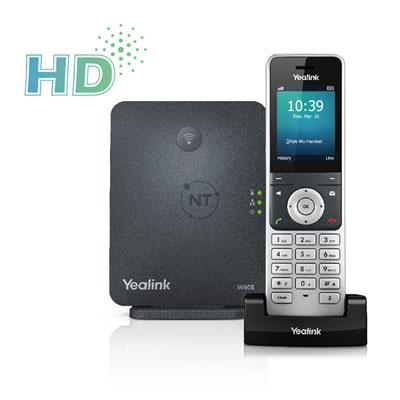 W60P - Chất lượng âm thanh HD