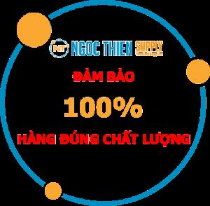 Logo cam kết hàng chính hãng
