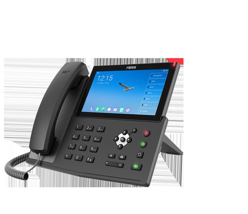 Điện thoại IP màn hình cảm ứng Android Fanvil X7A