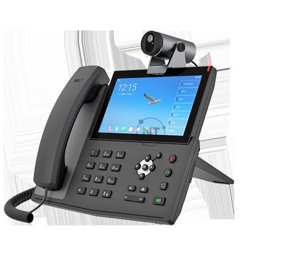 Điện thoại IP Android Fanvil X7A có camera