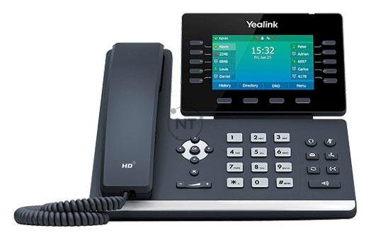 T54W Điện thoại tầm trung, lý tưởng cho các chuyên gia và nhà quản lý với tải cuộc gọi vừa phải