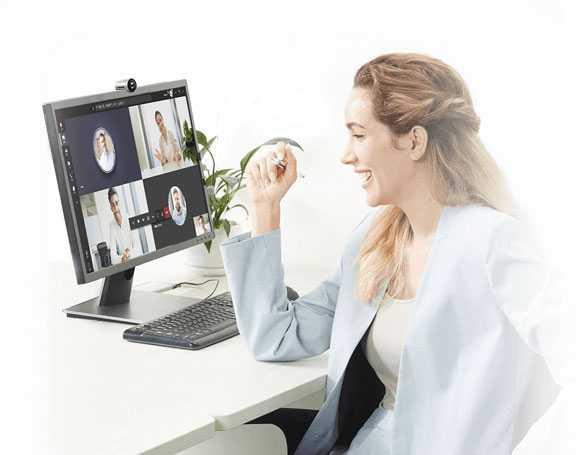 Webcam Yealink UVC30-Desktop 4K