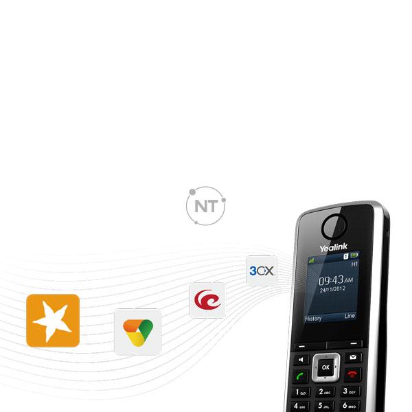 Điện thoại IP DECT Yealink W52P