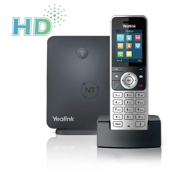 Điện thoại DECT không dây Yealink W53P