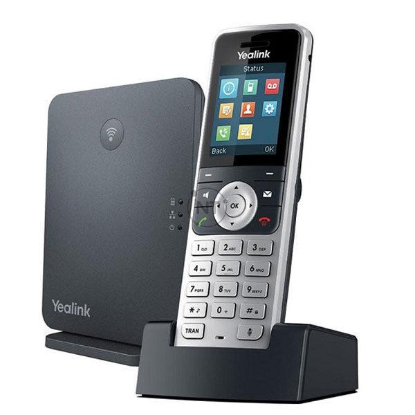 Điện thoại DECT không dây W53P