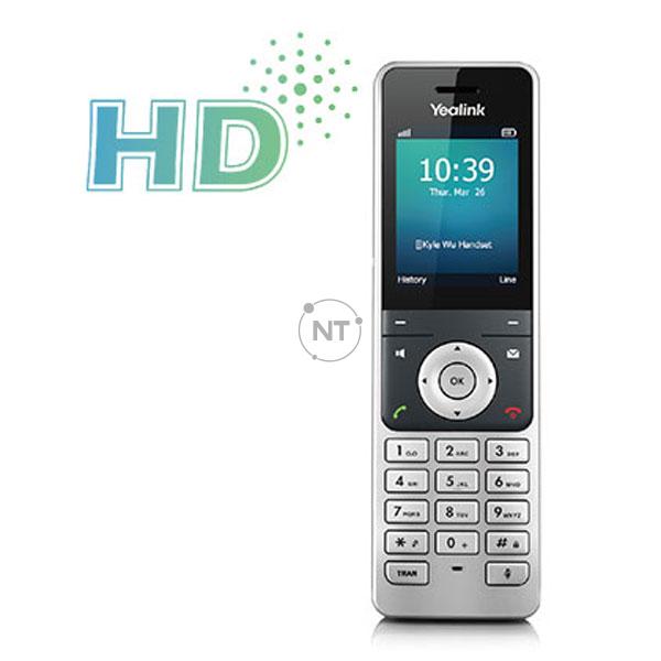 Điện thoại cầm tay DECT Yealink W56H