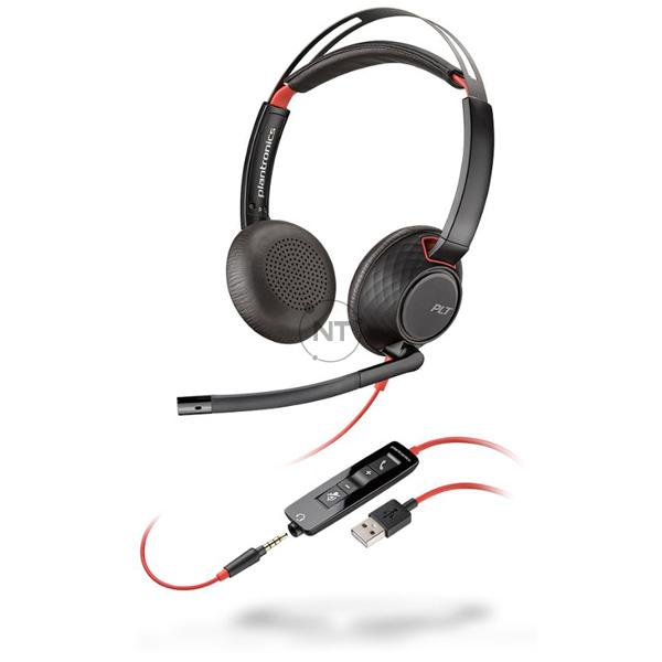 Tai Nghe Plantronics Blackwire 5200 Series