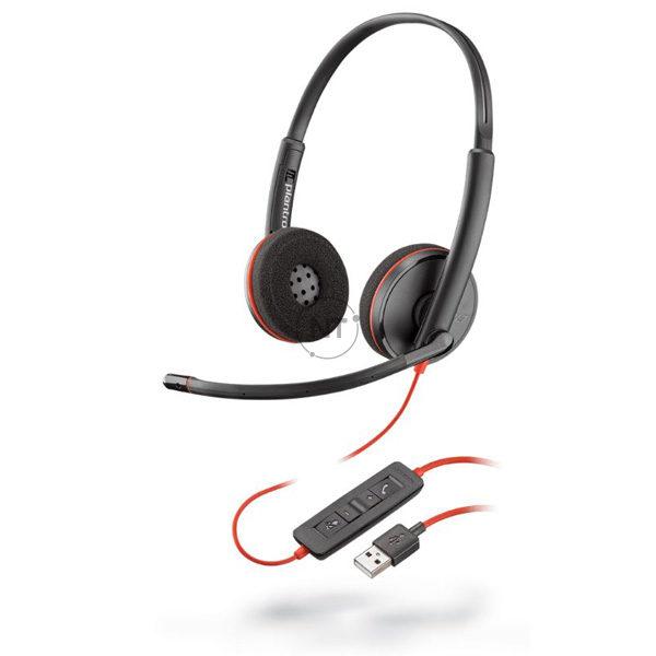 Blackwire 3220, USB-A P/N: 209745-101