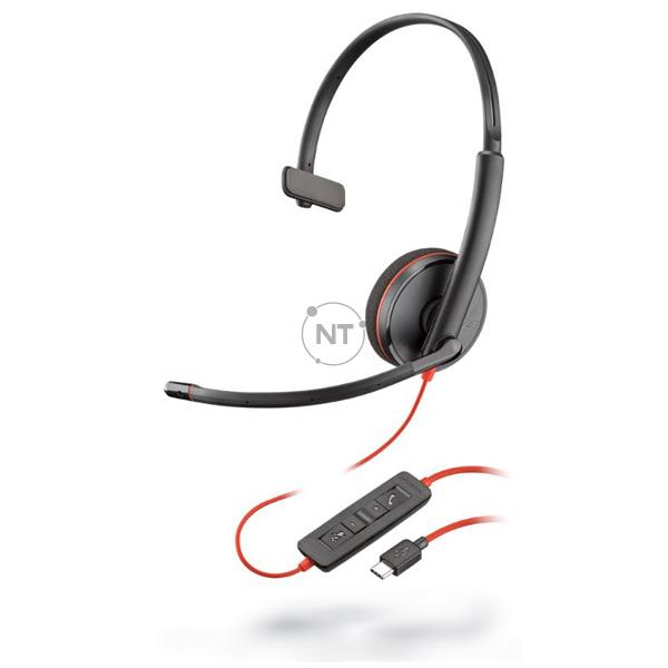 Blackwire 3210, USB-C P/N: 209748-101
