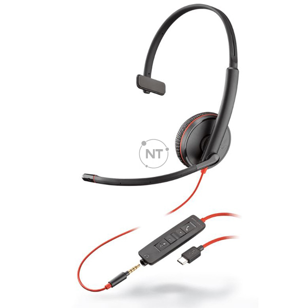 Blackwire 3215, USB-C P/N: 209750-101