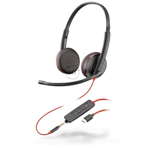 Blackwire 3225, USB-C P/N: 209751-22
