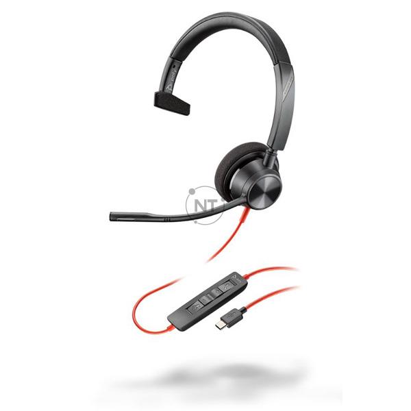 Blackwire 3310, Usb-C (P/N: 213929-01)