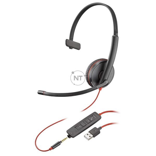 Blackwire 3215 USB-A P/N: 209746-101