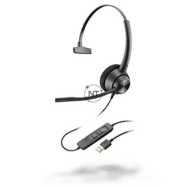 Plantronics EncorePro 300 USB Series Headsets