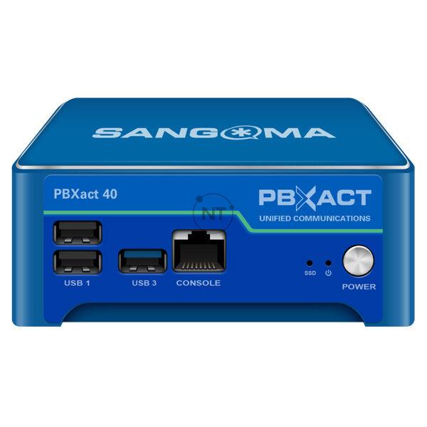 Tổng đài VoIP Sangoma PBXact 40