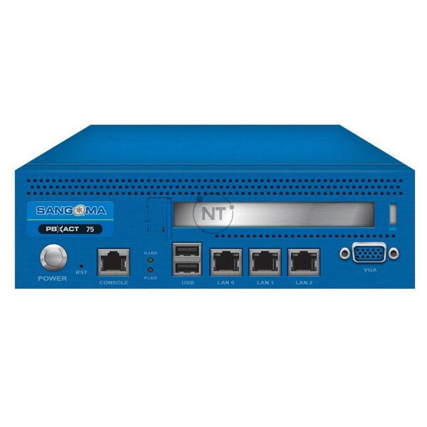 Tổng đài VoIP Sangoma PBXact 75