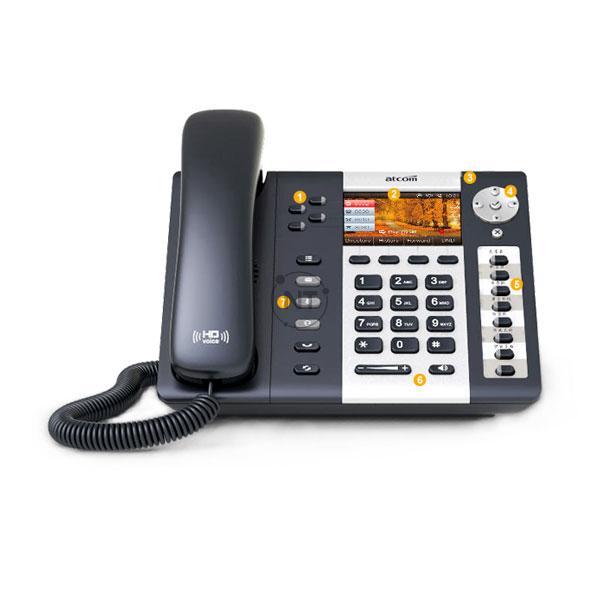 Điện thoại IP Atcom A48