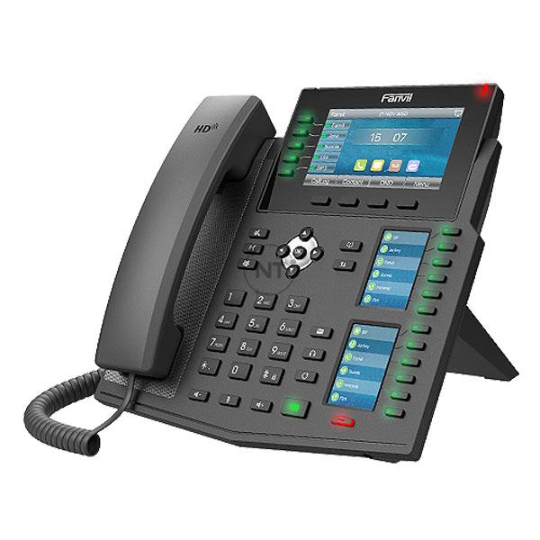 Điện thoại IP cao cấp Fanvil X6U