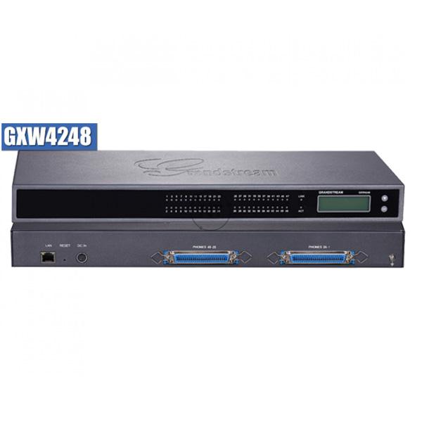 Gateway VoIP Grandstream GXW4248