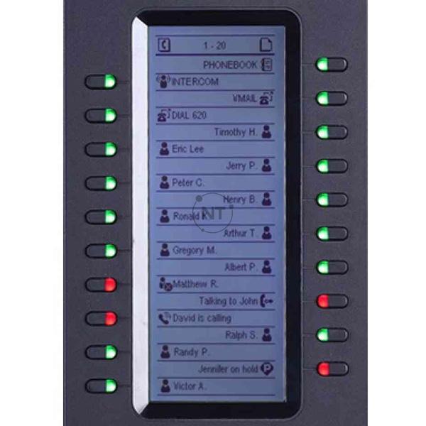 Module bàn phím mở rộng Grandstream GXP2200EXT
