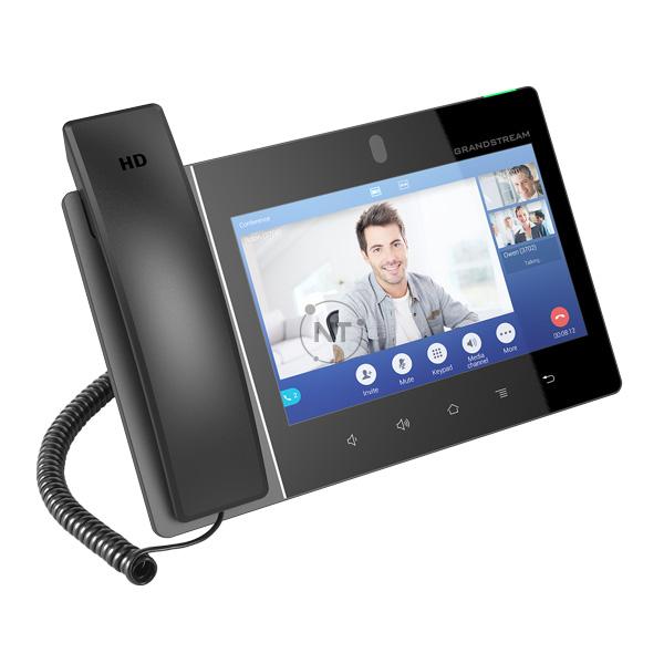 Điện Thoại Ip Video Grandstream Gxv3380