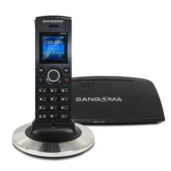 Hệ thống điện thoại DECT không dây Sangoma DC201