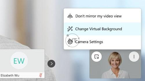 Virtual Background trên Cisco Webex còn được gọi là hình nền ảo, cho phép làm mờ nền, thay đổi nền hoặc thêm hình nền khi tham gia cuộc họp