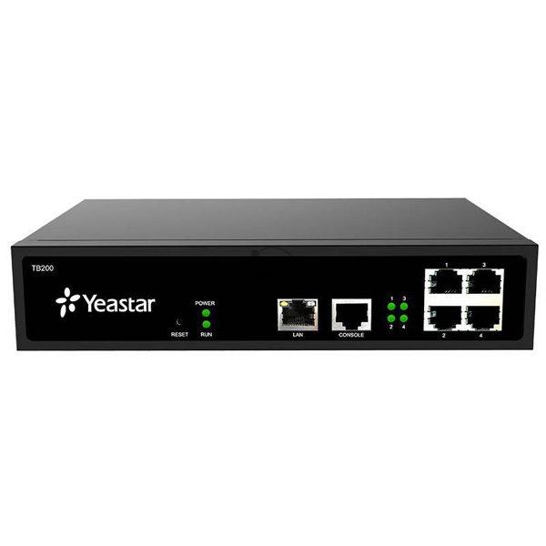 Gateway VoIP BRI Yeastar TB200Gateway VoIP BRI Yeastar TB200