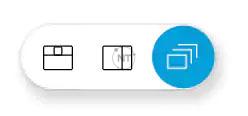 Để chuyển đổi hiển thị chế độ xem Floating View