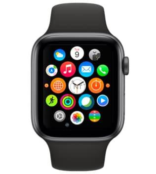 Ứng dụng Webex Meetings dành cho Apple Watch (đồng hồ thông minh Apple)