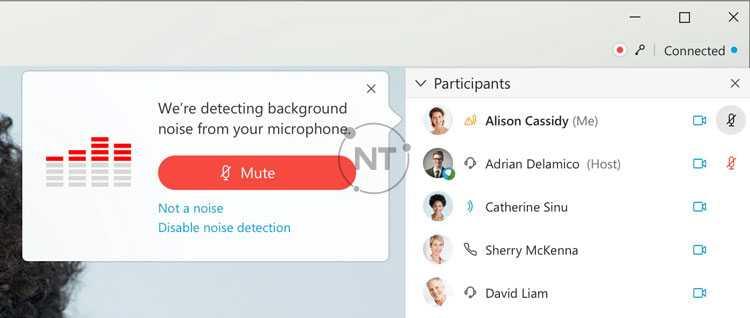 Nếu đang sử dụng máy tính để phát âm thanh trong các cuộc họp và sự kiện, bạn có thể tắt tiếng và bật tiếng bằng cách sử dụng điều khiển tai nghe