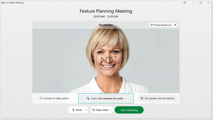 Hướng dẫn chi tiết cách tham gia Webex Meetings