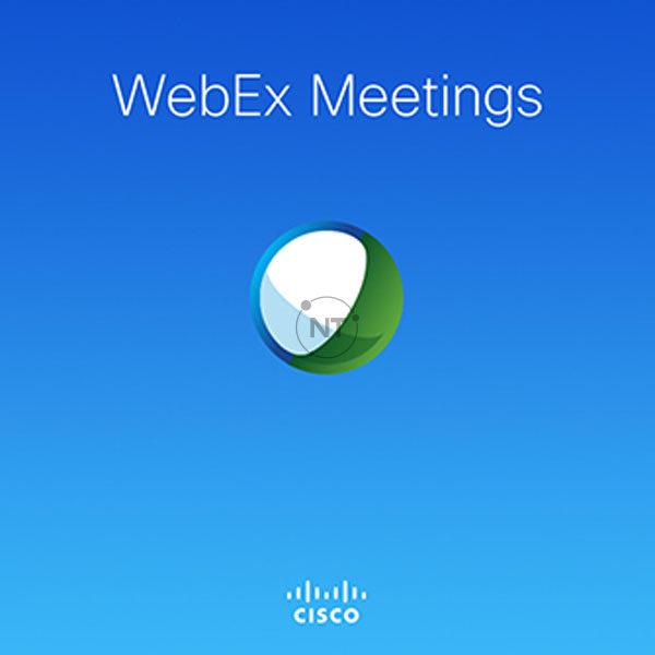 Bản quyền phần mềm Webex Meeting