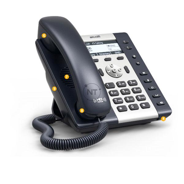 Điện thoại IP Wifi Atcom A20W/A20WAC