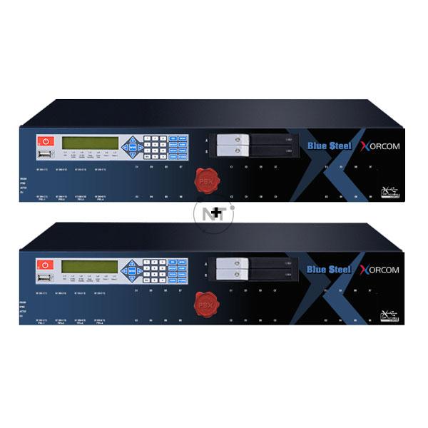 Tổng đài VoIP Xorcom Blue Steel CXTS3000