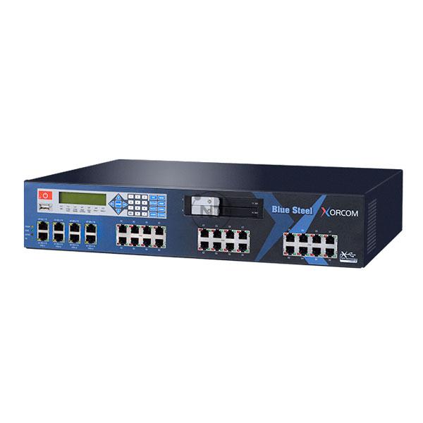 Tổng Đài Ip Xorcom Blue Steel Cxt4000
