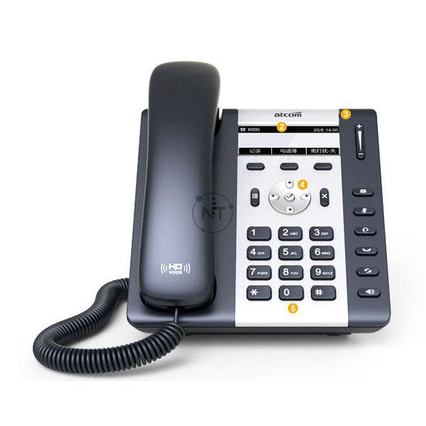 Điện thoại IP Atcom A10/A11