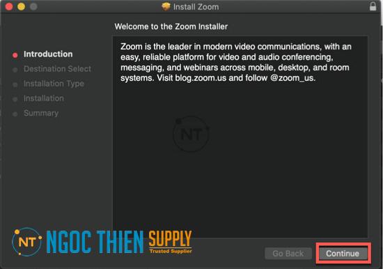 Cách sử dụng zoom cho macbook