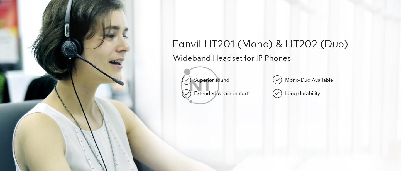 Fanvil HT201 & HT202